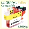 Brother LC3619XL Yellow