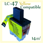 Brother LC47 Yellow