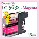 Brother LC563 Magenta