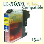 Brother LC565XL Yellow