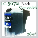 Brother LC567XL Black