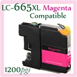 Brother LC665XL Magenta