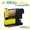 Brother LC665XL Yellow