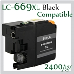 Brother LC669XL Black