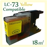 Brother LC73 Yellow