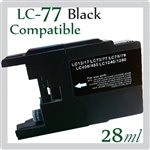 Brother LC77 Black