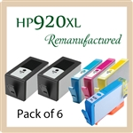 HP 920XL set