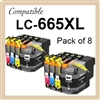 Brother LC665XL Set