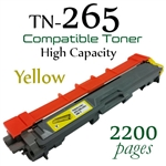 Compatible Brother TN261 TN265 Yellow