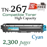 Brother TN267 Cyan