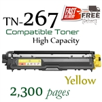 Brother TN267 Yellow