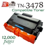 Compatible Brother TN3478
