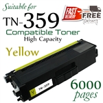 Compatible Brother TN351 TN359 Black