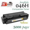 Compatible Canon 046H Yellow