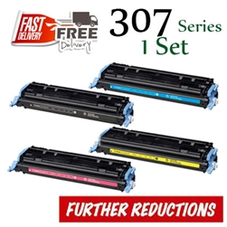 Compatible Canon 307 set