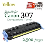 Compatible Canon 307 Yellow