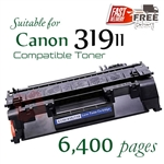 Compatible Canon 319 II High Capacity
