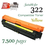 Compatible Canon 322 Yellow
