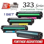 Compatible Canon 323 set