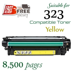 Compatible Canon 323 Yellow
