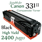 Compatible Canon 331 II Black High Capacity