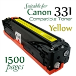 Compatible Canon 331 Yellow