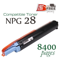 Compatible Canon NPG-28