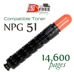 Compatible Canon NPG-51