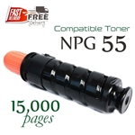 Compatible Canon NPG-55