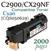 Compatible Epson Toner Cartridge C2900 C29NF (C13S050629)