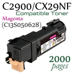 Compatible Epson Toner Cartridge C2900 C29NF (C13S050628)