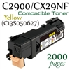 Compatible Epson Toner Cartridge C2900 C29NF (C13S050627)