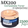 Compatible Epson Toner Cartridges MX200 (C13S050709)