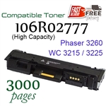 Compatible Fuji Xerox 106R02777 Phaser 3260 WC 3215 WC3225