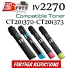 Compatible Fuji Xerox CT201370 CT201371 CT201372 CT201373 DocuCentre IV-C2270 IV-C2275 IV-C3370 IV-C3371 IV-C3373 IV-C3375 IV-C4470 IV-C4475 IV-C5570 IV-C5575 ApeosPort IV-C2270 IV-C2275 IV-C3370 IV-C3371 IV-C3373 IV-C3375 IV-C4470 IV-C4475 IV-C5570 IV-C5