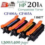 Compatible HP 201A