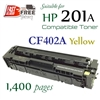 Compatible HP 201A Yellow
