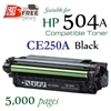Compatible HP 504A Black CE250A