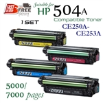Compatible HP 504A
