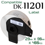 Brother DK11201 Label
