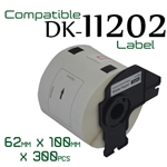Brother DK11202 Label