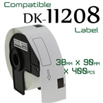 Brother DK11208 Label