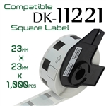 Brother DK11221 Label