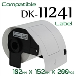 Brother DK11241 Label