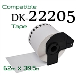 Brother DK22205 labelling Tape