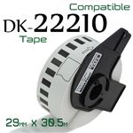 Brother DK22210 labelling Tape