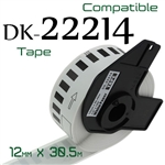 Brother DK22214 labelling Tape