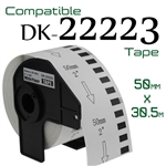 Brother DK22223 labelling Tape