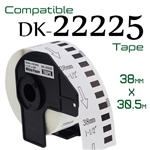 Brother DK22225 labelling Tape