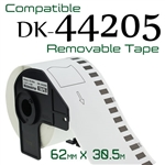 Brother DK44205 labelling Tape